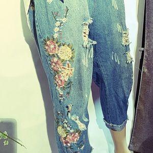 BRLH Women's Jeans